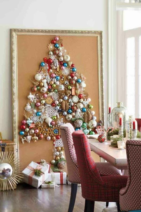 DIY χριστουγεννιάτικα δέντρα24