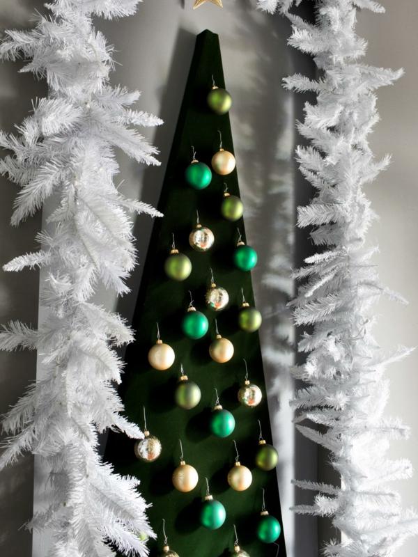 DIY χριστουγεννιάτικα δέντρα26