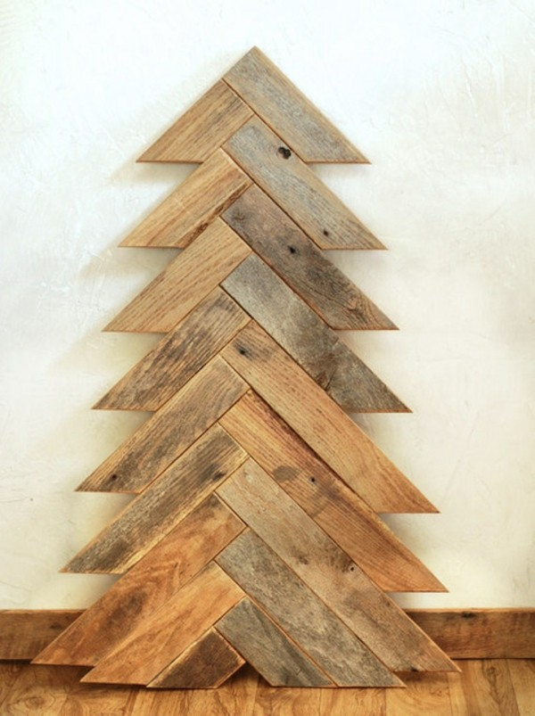 DIY χριστουγεννιάτικα δέντρα28