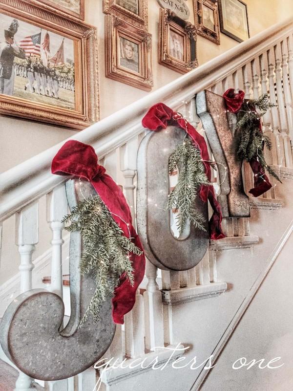 Rustic χωριάτικη Χριστουγεννιάτικη διακόσμηση12