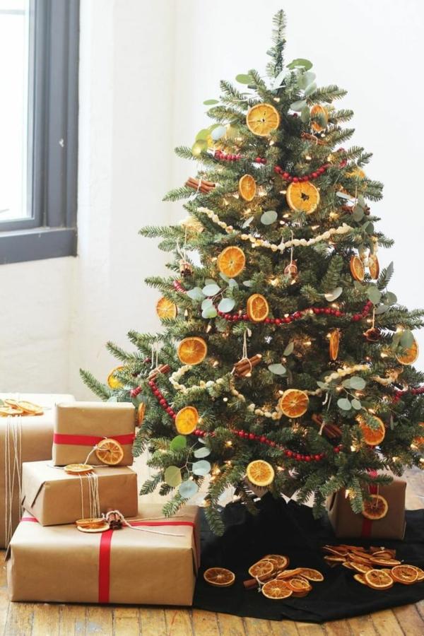 Rustic χωριάτικη Χριστουγεννιάτικη διακόσμηση30