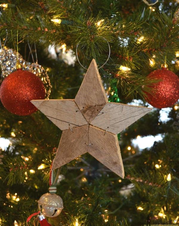 Rustic χωριάτικη Χριστουγεννιάτικη διακόσμηση48
