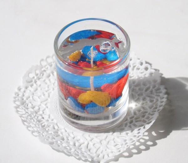 Διακοσμητικά κεριά gel15