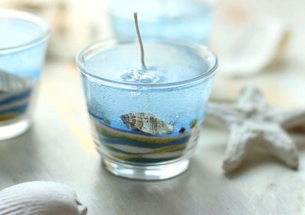 Διακοσμητικά κεριά gel8