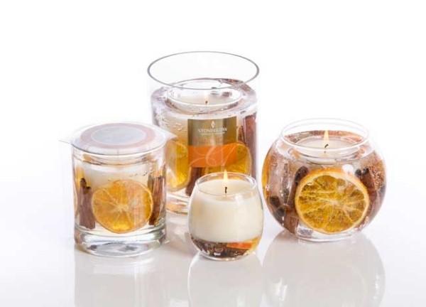 Διακοσμητικά κεριά gel9