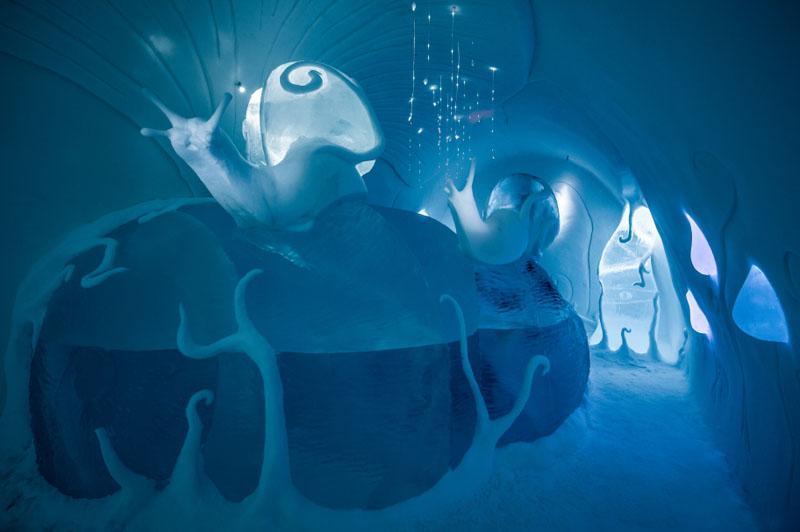 Το ξενοδοχείο του πάγου της Σουηδίας10