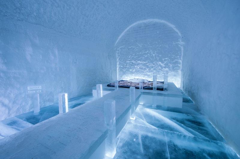 Το ξενοδοχείο του πάγου της Σουηδίας7