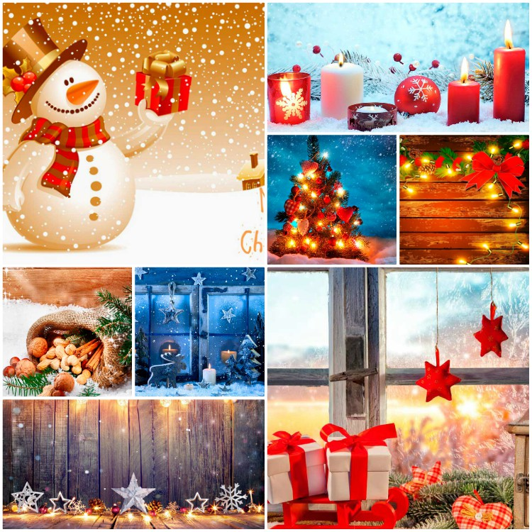 Χριστουγεννιάτικες εικόνες