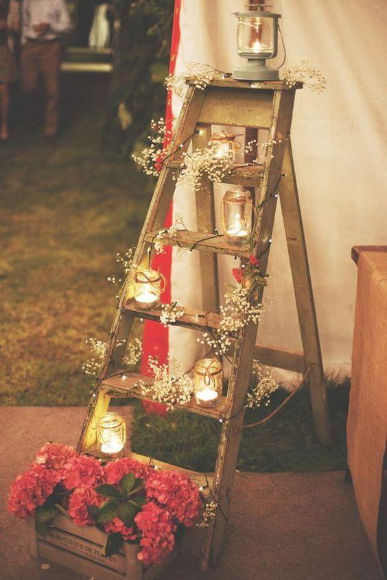 Χριστουγεννιάτικη διακόσμηση με κεριά45