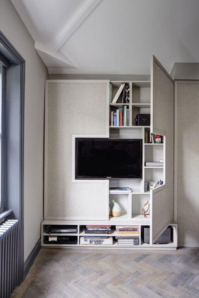 ιδέες αποθήκευσης για μικρούς χώρους10