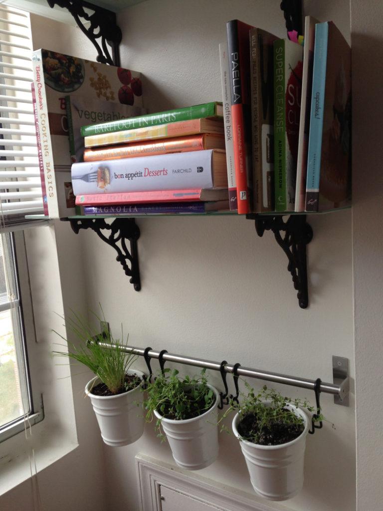 ιδέες αποθήκευσης για μικρούς χώρους6