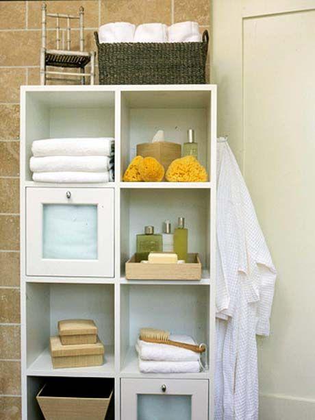 ιδέες κάθετης αποθήκευσης μπάνιου22