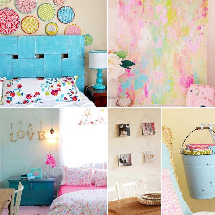 Diy διακόσμηση νεανικών δωματίων13