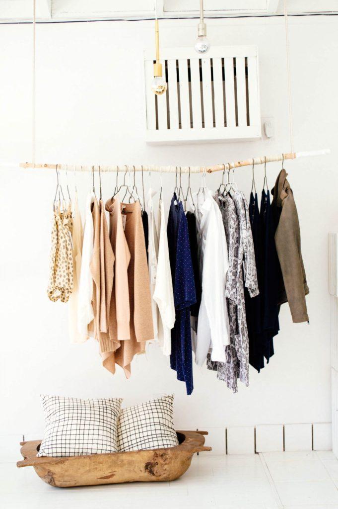 δημιουργικές ιδέες με κρεμάστρες ρούχων10