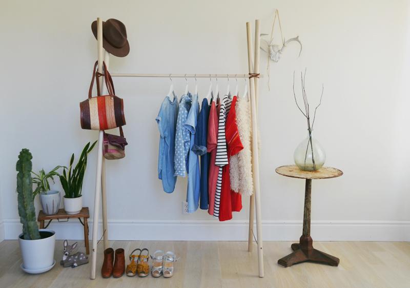 δημιουργικές ιδέες με κρεμάστρες ρούχων2