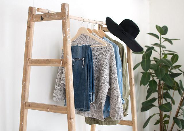 δημιουργικές ιδέες με κρεμάστρες ρούχων3