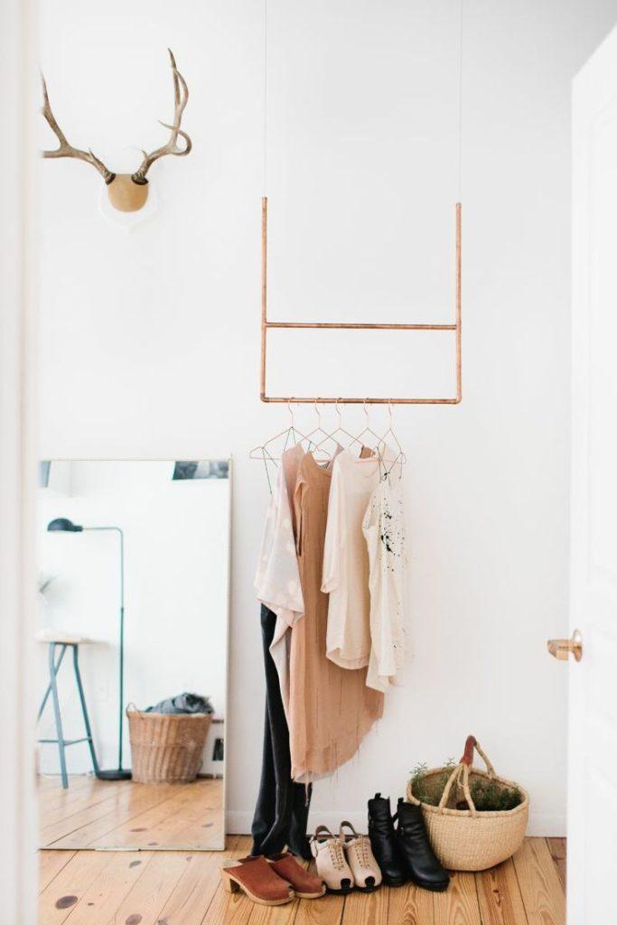 δημιουργικές ιδέες με κρεμάστρες ρούχων4