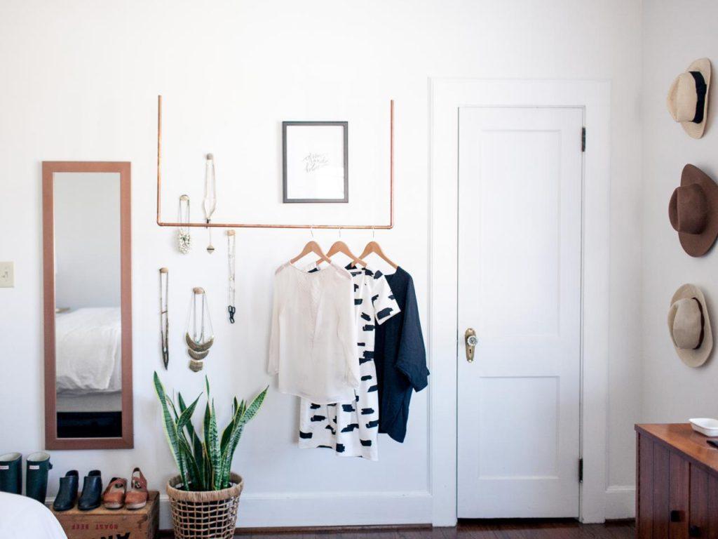 δημιουργικές ιδέες με κρεμάστρες ρούχων6