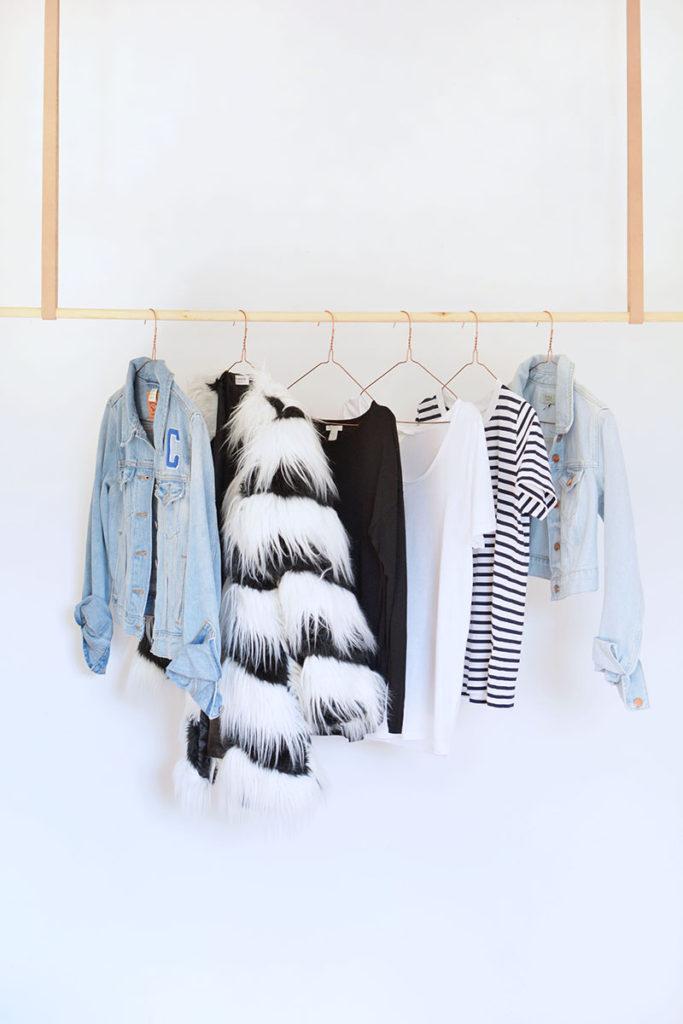 δημιουργικές ιδέες με κρεμάστρες ρούχων8