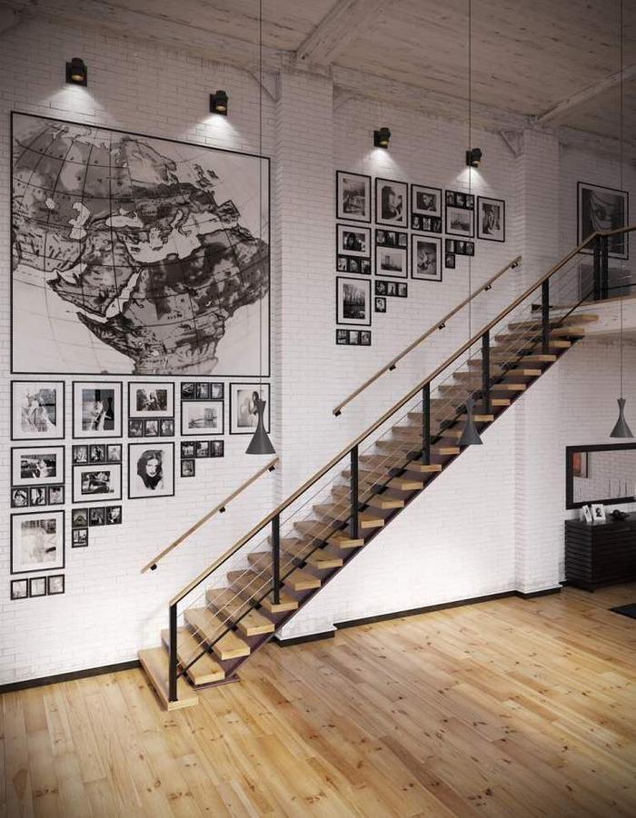 ιδέες για να ανανεώσετε τις σκάλες του εσωτερικού σας (11)