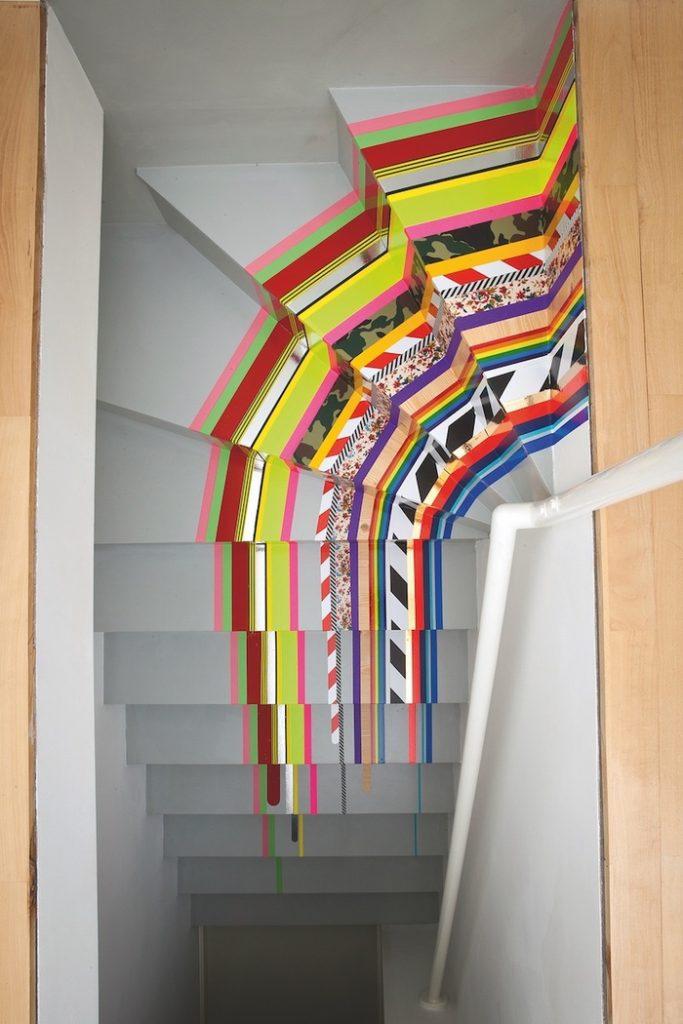 ιδέες για να ανανεώσετε τις σκάλες του εσωτερικού σας (14)