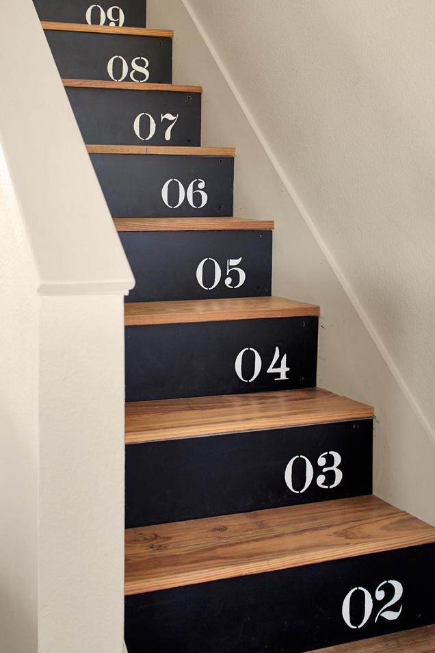 ιδέες για να ανανεώσετε τις σκάλες του εσωτερικού σας (2)
