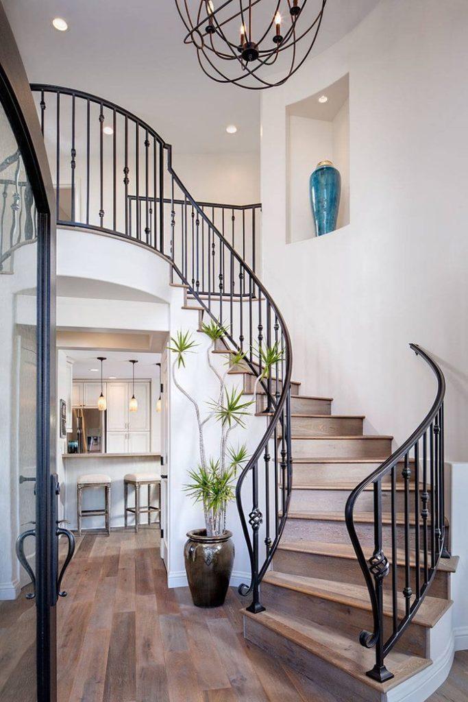 ιδέες για να ανανεώσετε τις σκάλες του εσωτερικού σας (20)
