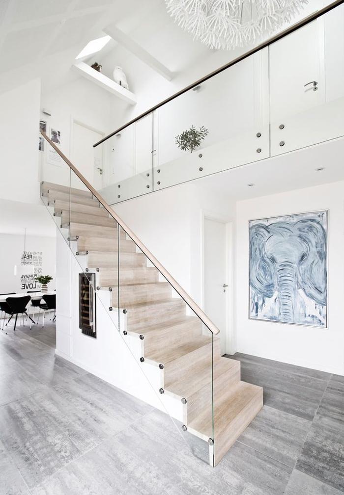 ιδέες για να ανανεώσετε τις σκάλες του εσωτερικού σας (27)