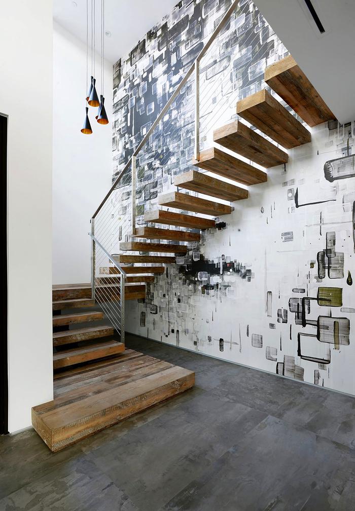 ιδέες για να ανανεώσετε τις σκάλες του εσωτερικού σας (4)