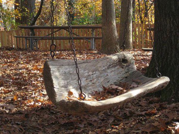 DIY έργα από ξύλο για τον κήπο1