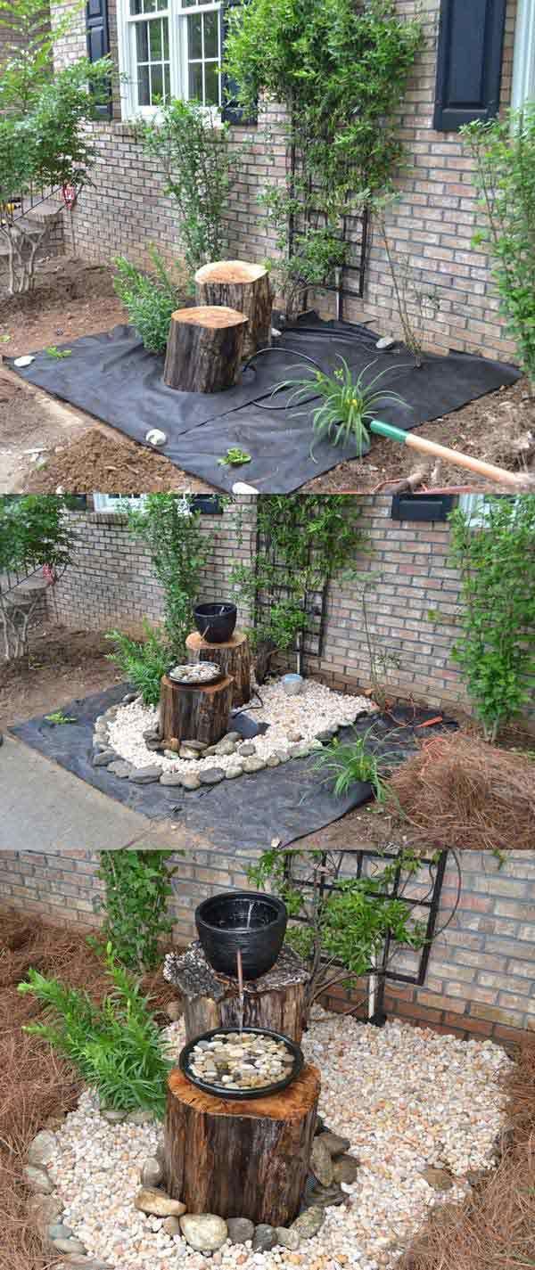 DIY έργα από ξύλο για τον κήπο13
