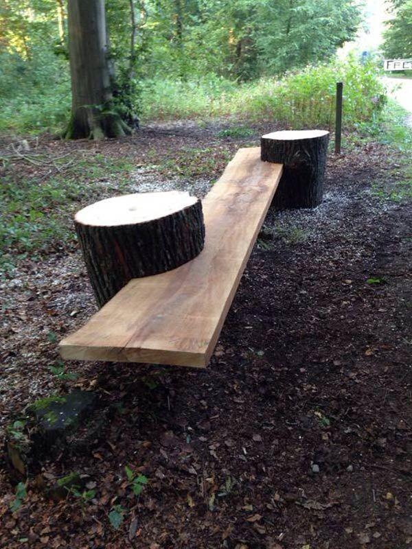 DIY έργα από ξύλο για τον κήπο17