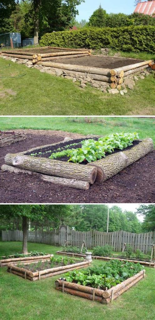 DIY έργα από ξύλο για τον κήπο18