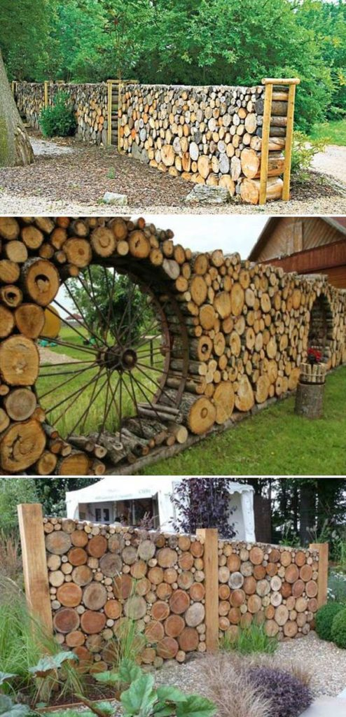 DIY έργα από ξύλο για τον κήπο3