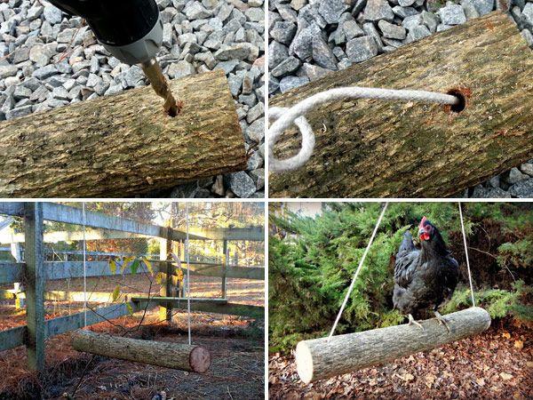 DIY έργα από ξύλο για τον κήπο7