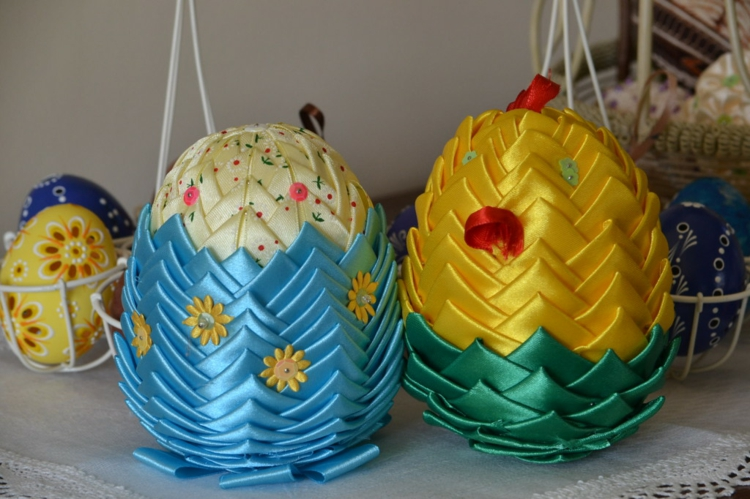 texnotropieskaidiakosmisi - αυγά από φελιζόλ για το Πάσχα13