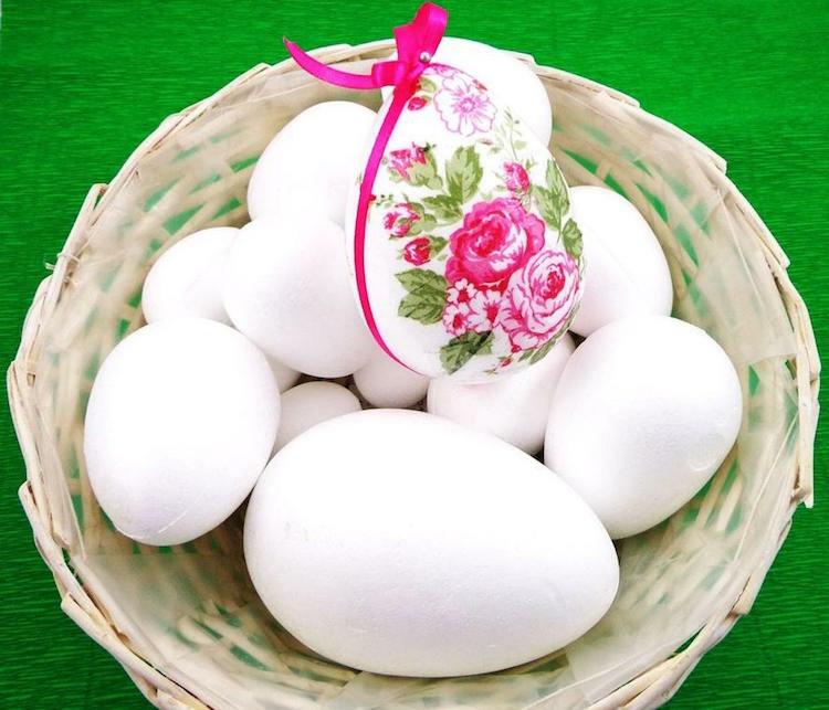 texnotropieskaidiakosmisi - αυγά από φελιζόλ για το Πάσχα14