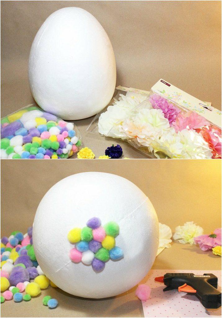 texnotropieskaidiakosmisi - αυγά από φελιζόλ για το Πάσχα19