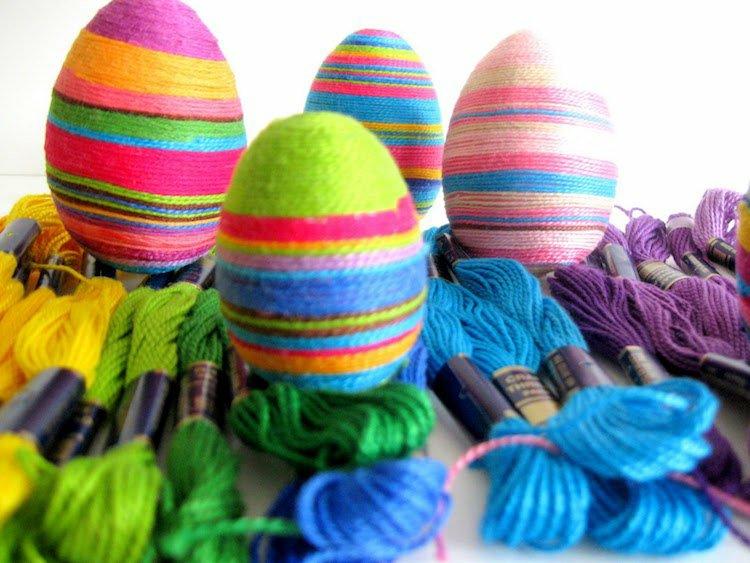 texnotropieskaidiakosmisi - αυγά από φελιζόλ για το Πάσχα8