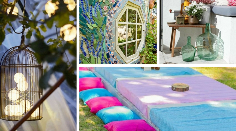Διακοσμήστε τον κήπο σας και μετατρέψτε  τον σε μια κομψή όαση
