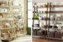 Όμορφες και προσιτές Ιδέες ραφιών με σκάλες για κάθε δωμάτιο