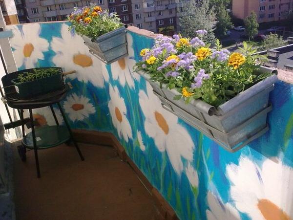 Λουλούδια στο μπαλκόνι37