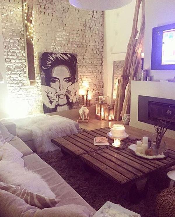 ιδέες ρομαντικής διακόσμησης13