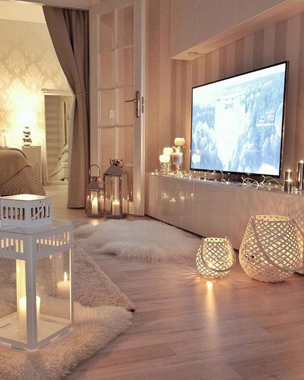 ιδέες ρομαντικής διακόσμησης2