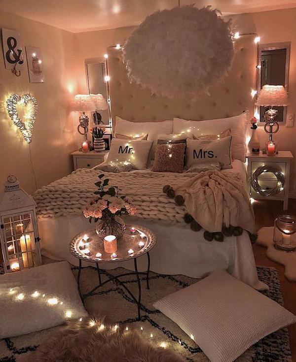 ιδέες ρομαντικής διακόσμησης5