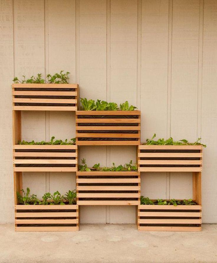 αστικός κήπος λαχανικών ιδέες10