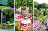 Επιλέξτε και σχεδιάστε ένα μοναδικό στυλ κήπου - μαγικές εικόνες
