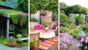 σχεδιάστε ένα μοναδικό στυλ κήπου