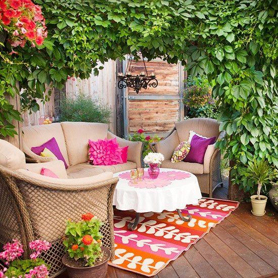 σχεδιάστε ένα μοναδικό στυλ κήπου1