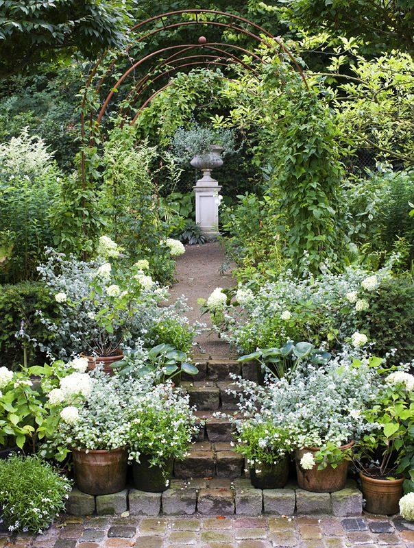 σχεδιάστε ένα μοναδικό στυλ κήπου10